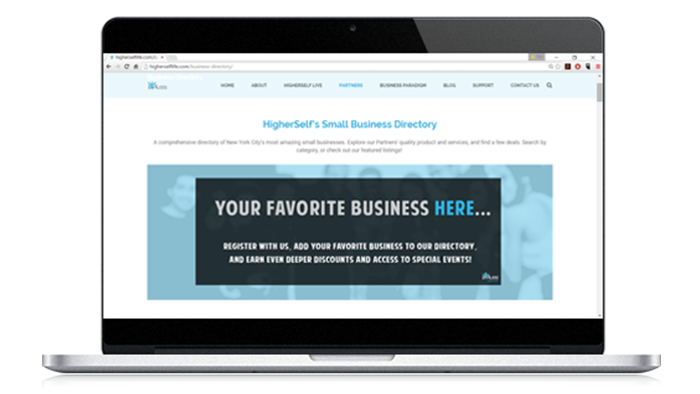 HigherSelf Small Business Directory