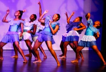 The Dwana Smallwood Performing Arts Center